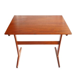 Danish Teak Side Table - Mona