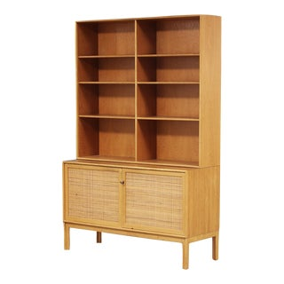 Swedish Mid-Century Modern Book Cabinet by Alf Svensson