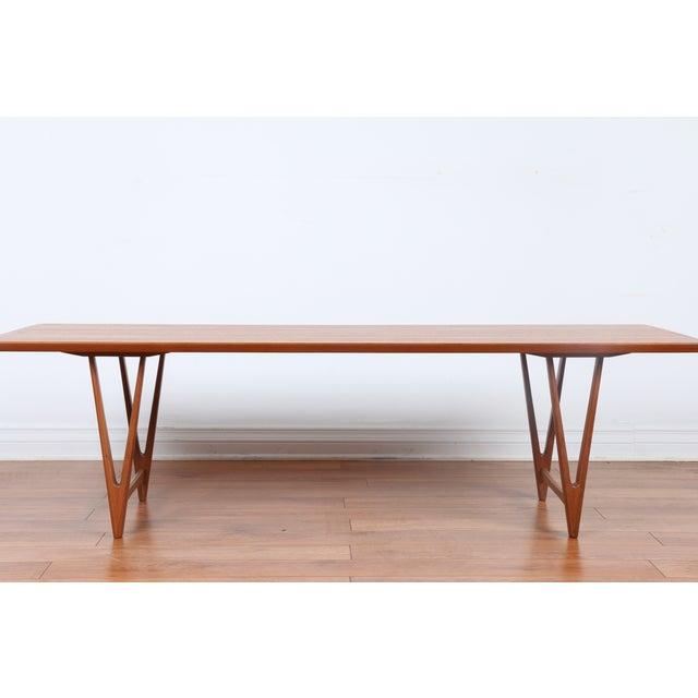 Kai Kristiansen Style Coffee Table - Image 4 of 9