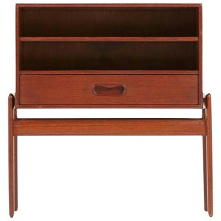 Arne Vodder for Vamo Sonderborg Danish Modern Teak Nightstand
