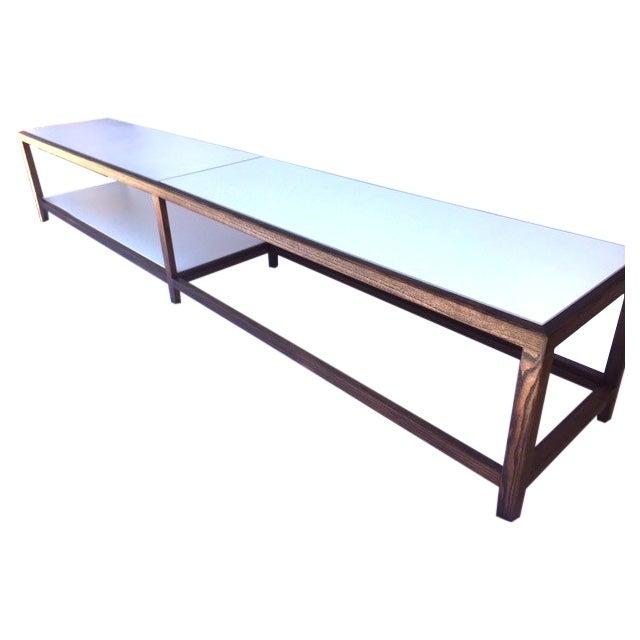 """Image of Edward Wormley """"Dunbar"""" Ash & Laminate Table"""