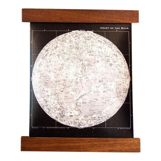Black & White Mini Moon Chart