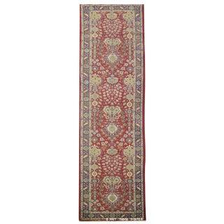 Vintage Persian Tabriz Rug - 3'3''x12'8''