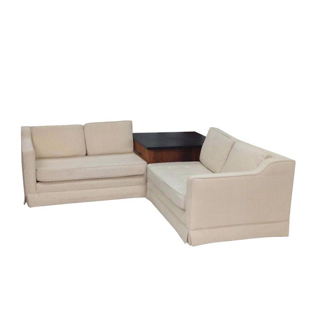 Mid Century Sectional Sofa - Image 1 of 10