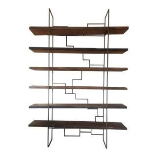 Foundrywood Reclaimed Wood Shelving Unit