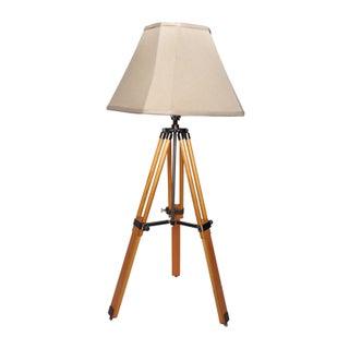 Vintage Adjustable Tri-Pod Lamp
