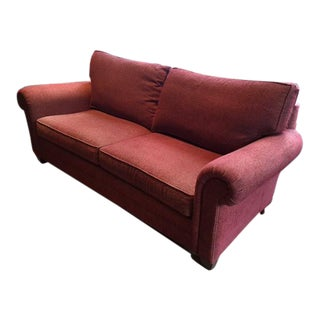 Stickley Rust Sofa
