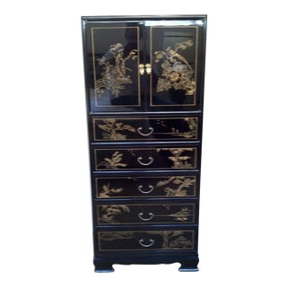 Antique Chinese Jewelry Case
