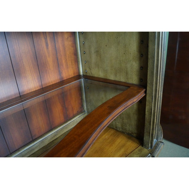 Hooker Serpentine Hutch-Style Credenza - Image 9 of 9