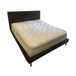 Room & Board Cal King Bed Frame