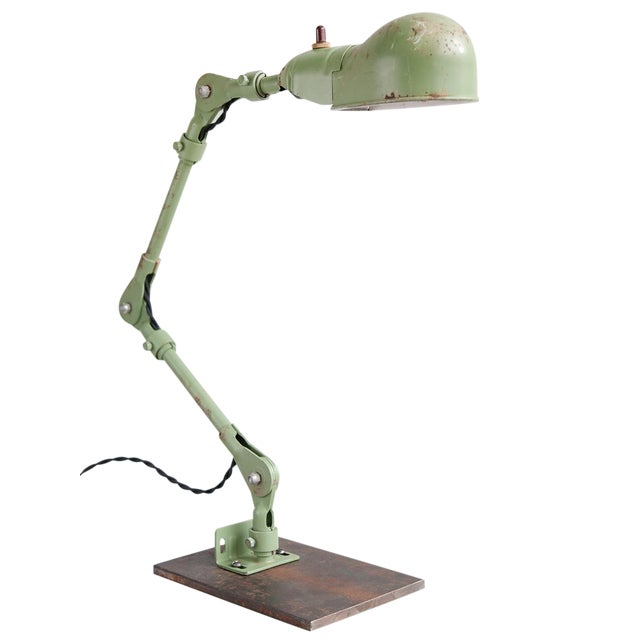 Image of Vintage Articulated Task Lamp