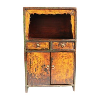 Antique Side Cabinet