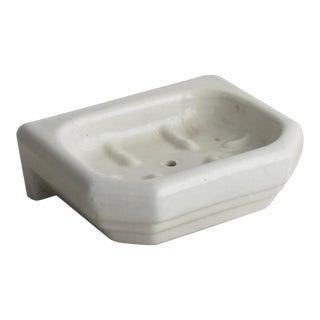 Vintage Ceramic Soap Dish
