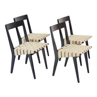 Jens Risom for Knoll Dining Chairs - Set of 4