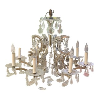 Eight Arm Marie Therese Chandelier