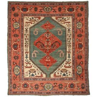 RugsinDallas Vintage Wool Persian Karajeh - 12′10″ × 14′11″