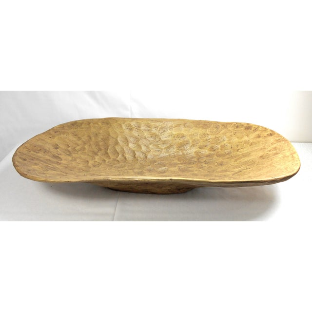 Rustic Vintage Dough Bowl - Image 4 of 11