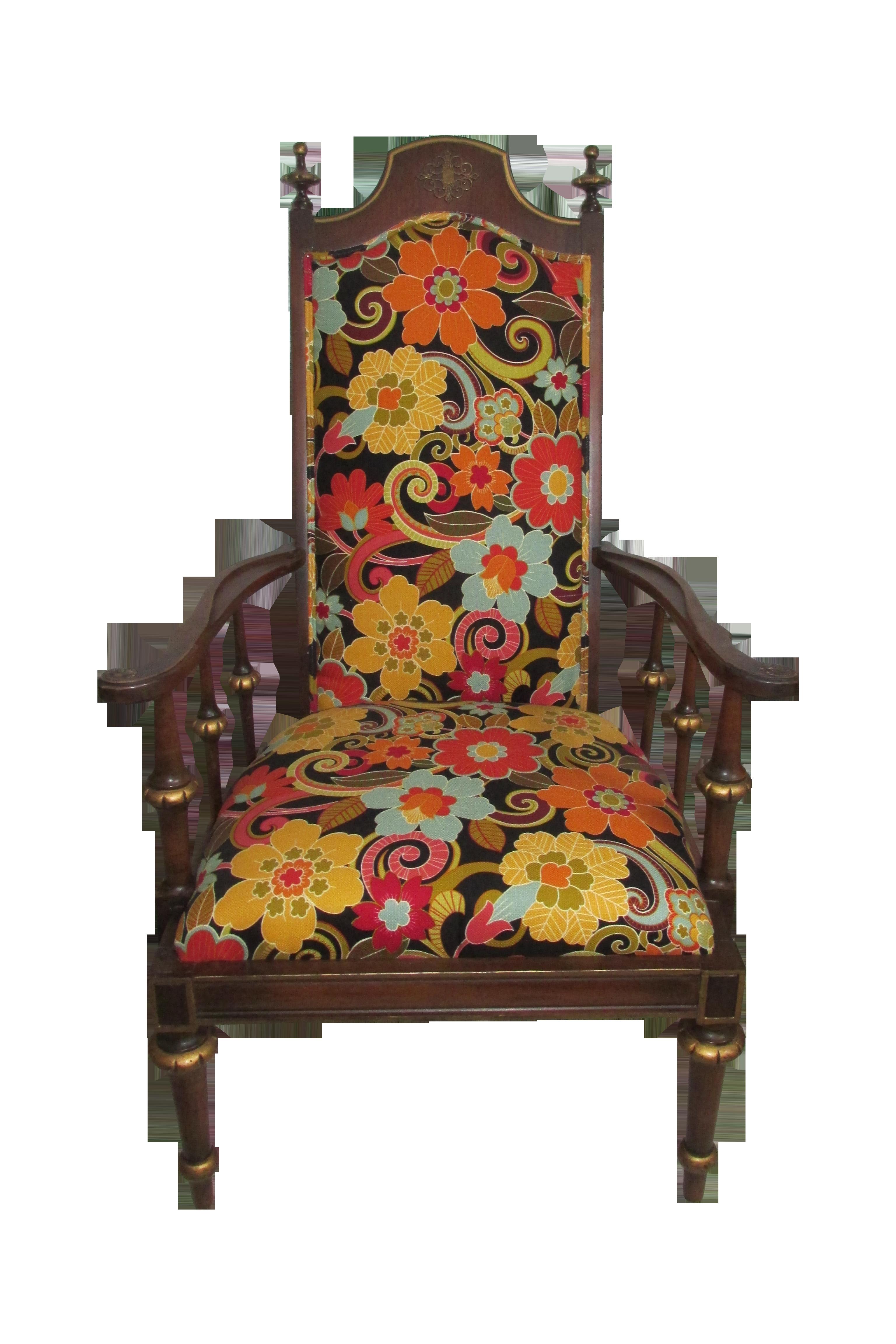 Image of Mid-Century Armchair