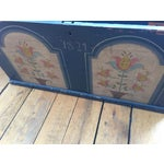 Image of Old Painted Pine Chest