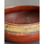 Image of Danish Drinking Bowl Dated 1816 (#51-46)