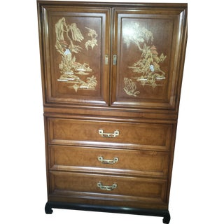 Henry Link Mandarin Collection Armoire/Door Chest
