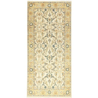 "Oversize Traditional Persian Hand Woven Wool Rug - 8'11"" X 19'3"""