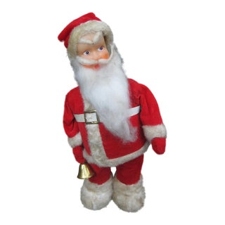 1950s Santa Claus Battery Operated Toy