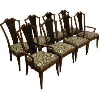Henredon Frame Dining Chairs - Set of 8