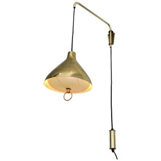 Lightolier Gerald Thurston Up/Down Swing Lamp