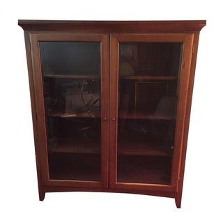 Glass Door Office Bookcase