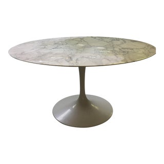 "Design Within Reach 54"" Round Saarinen Table"