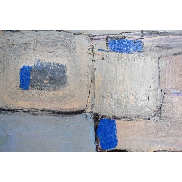 Image of Modernist Abstract Painting
