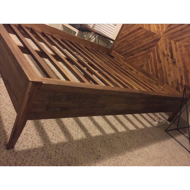 Image of West Elm Queen Alexa Bed