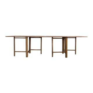 Bruno Mathsson Expandable Dining Table