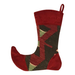 Kilim Christmas Stocking | Jennings