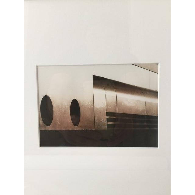 Modernist Framed Photograph - Image 3 of 8