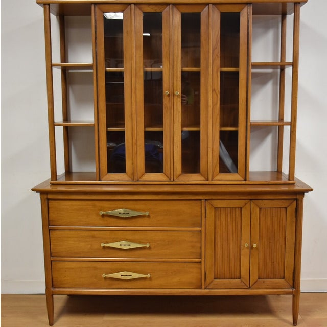 Sophisticate by Tomlinson Hutched Credenza - Image 2 of 11