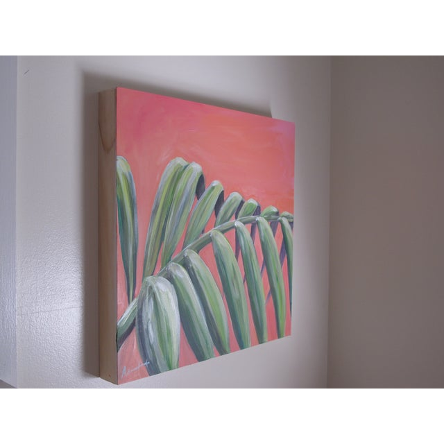 Islamorada Palm Painting - Image 3 of 4