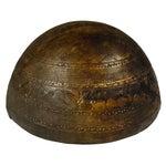 Image of Vintage Etched African Tuareg Milk Bowl