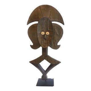 Kota of Gabon Reliquary Guardian Figure