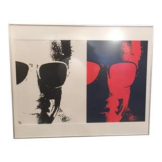 Oscar Lubow Contemporary Abstract Print