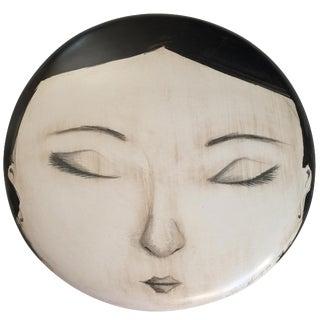 Fornasetti Style Face Wall Decor