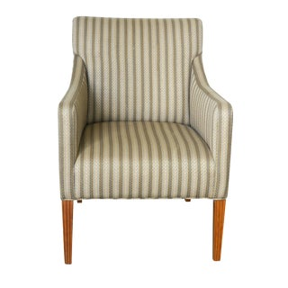 Tommi Parzinger Style Club Chairs - Pair