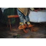 Image of d'Artagnan & the Three Musketeers Oil Painting