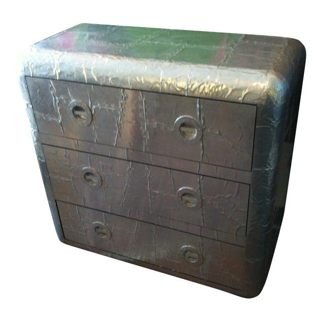 Steampunk Airplane Industrial Dresser - Image 1 of 4