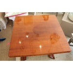 Image of Mid-Century Game Table
