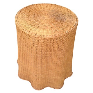 Soane Ripple Circular Rattan Table