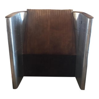 Restoration Hardware Twin Aviator Headboard