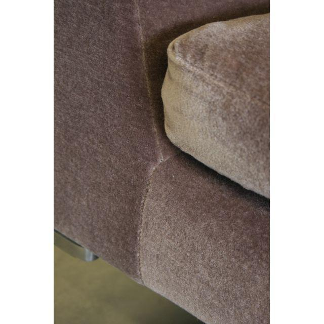Charles Sofa by Antonio Citterio for B&b Italia in Mohair - Image 7 of 10