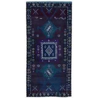 """Apadana - Vintage Unique Persian Rug, 4'6"""" x 9'5"""""""